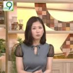 NHK桑子真帆アナの衣装ブランドはどこで値段画像!ブラ紐でエロい?【ニューウォッチ9】